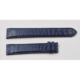 Crocodile ZENITH strap 18mm