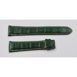 Crocodile ZENITH strap 20mm