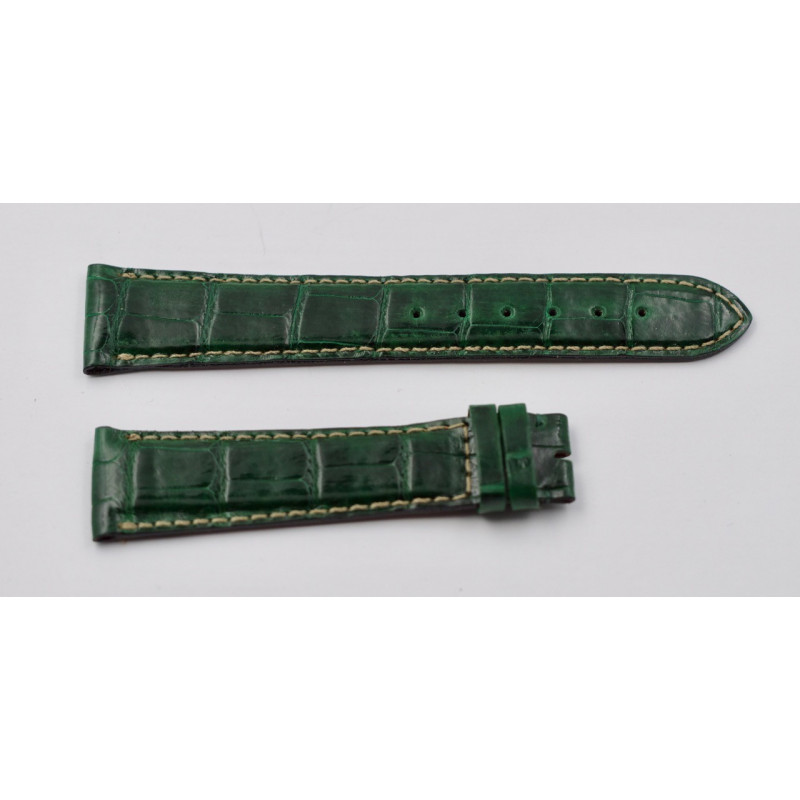 Crocodile ZENITH strap 20mm