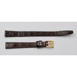 Crocodile ZENITH strap 11mm