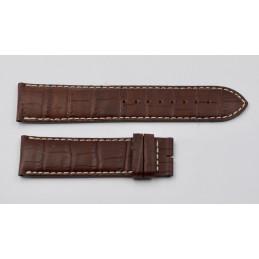 Tissot, bracelet cuir 22mm