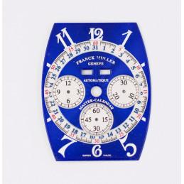 FRANCK MULLER Master Calendar dial