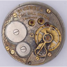 Mouvement Gousset 46 mm réglage col de cygne time ball special