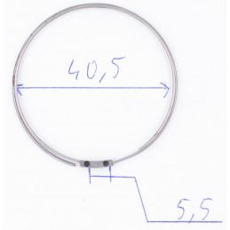 timbre pour mouvement sonnerie montre gousset