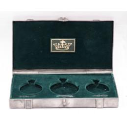 Pocket watches steel box