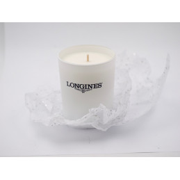 "Longines Scented candle ""green tea"""
