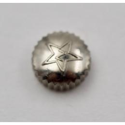 couronne acier ZENITH 5,00 mm