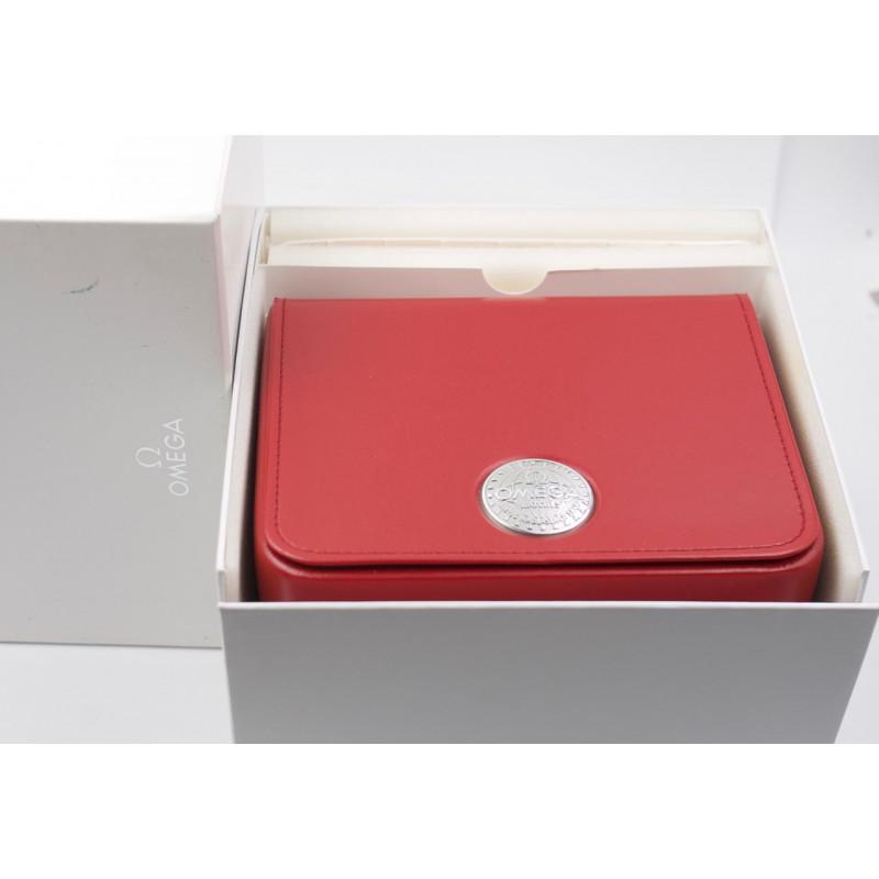 OMEGA travel watch box