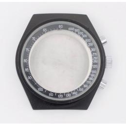 Valjoux chronograph case