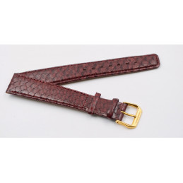 CERTINA Salmon strap 19mm