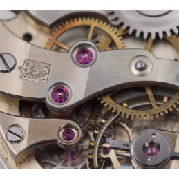 Ebauche Henry Moser de montre de poignet