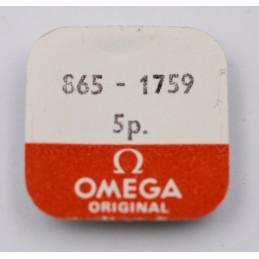 Omega-cal 865 spart 1759 hammer