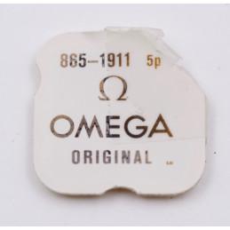 Omega cal 865 pièce 1911 Bride de boitier
