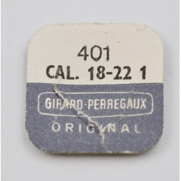 Girard Perregaux cal 18-22 1 pièce 401 tige de remontoir