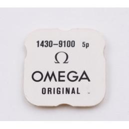 Omega cal 1430 pièce 9100 tige de remontoir