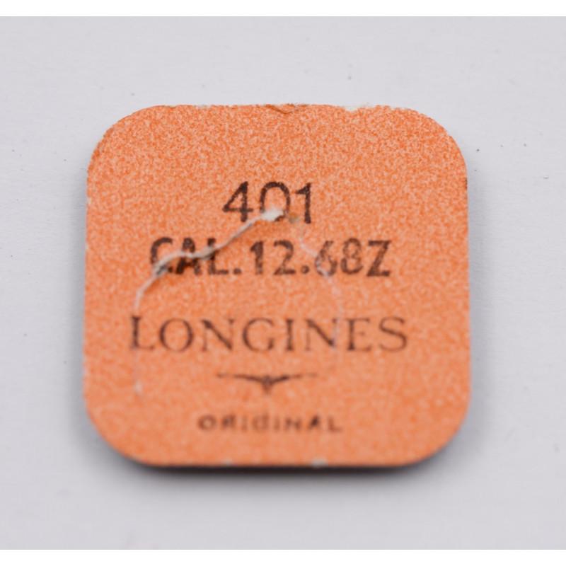 Longines,  cal 1268Z 401 winding stem