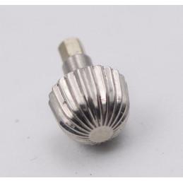 Breitling stainless steel crown for Chronomat ref 4.150.509