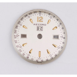 RECORD dial 27,7mm