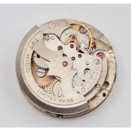 MIDO Multifort movement automatic