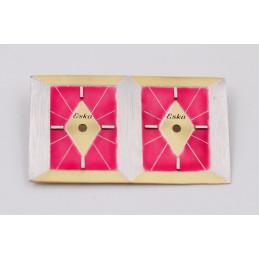 Eska rectangular dial