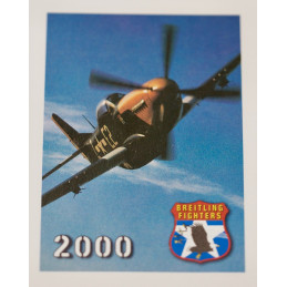 Breitling Fighters stamps board 200