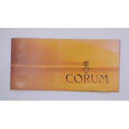 Original Corum 1987 catalog