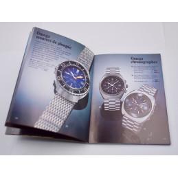 Original Omega watches catalog