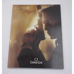 Omega Speedmaster booklet