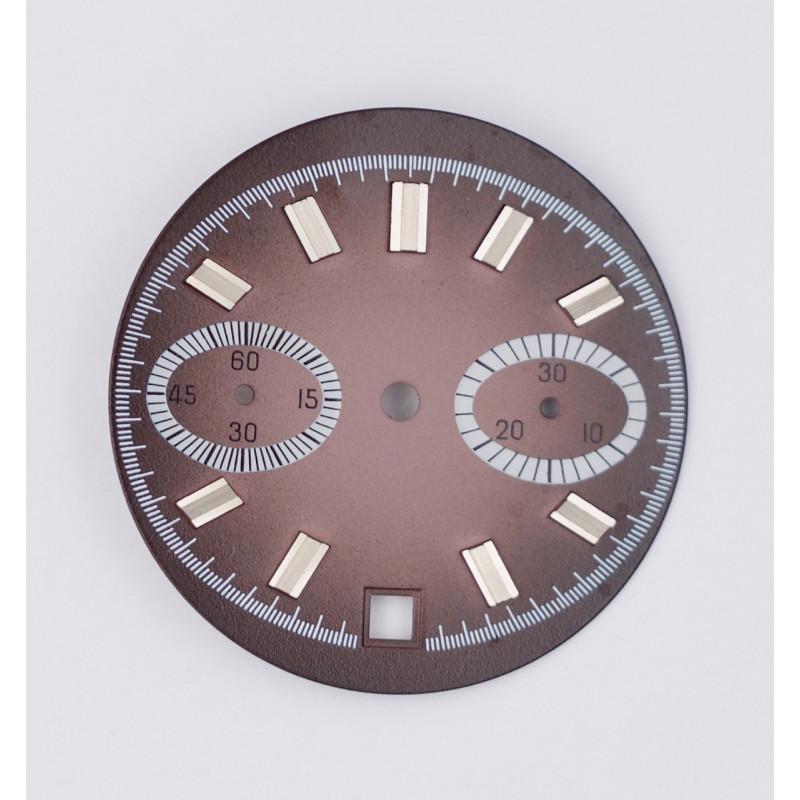 Generic chronograph dial - diameter 24,9mm for V7734