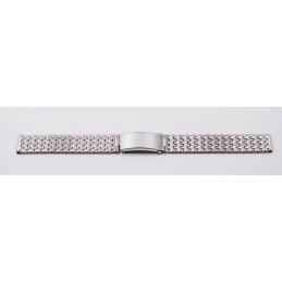 bracelet acier 18mm