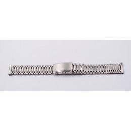 bracelet acier 17mm