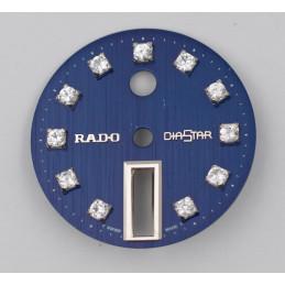 RADO Diastar dial