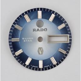 RADO Silver Star dial