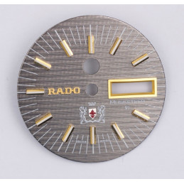 RADO Musketeer 3 dial