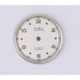 Eska dial 23,45mm