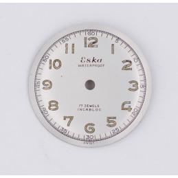 Eska dial 24,45mm