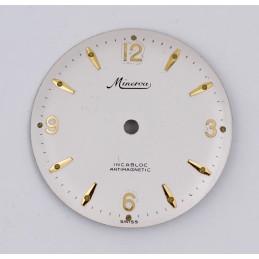 Cadran Minerva Antimagnetic  28,30mm