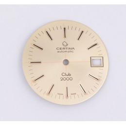 CERTINA Cadran  club 2000 - 29,45 mm