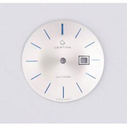 CERTINA Certidate dial 25,60 mm