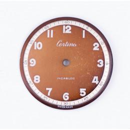 CERTINA dial 29,85 mm