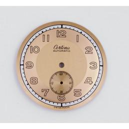 CERTINA dial 27,90mm