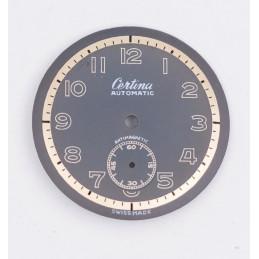 CERTINA Cadran Automatic 24,45 mm