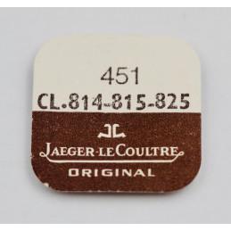 Jaeger Lecoultre cal 825 pièce 451 renvoi roue de minute