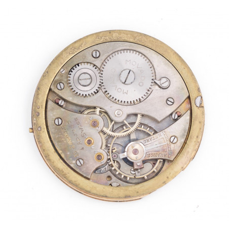 MOVADO movement diameter 43,30mm