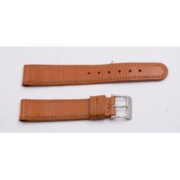 Bracelet vintage MOVADO cuir 18mm