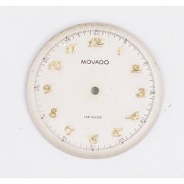 Cadran MOVADO ancien 29,56mm