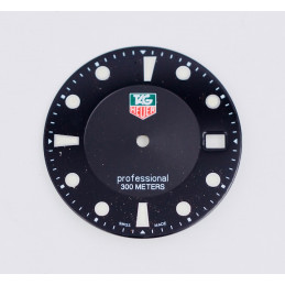 Tag Heuer Professional dial 300m