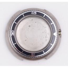 Vintage diver case 43mm
