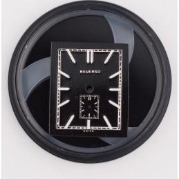 Cadran Reverso 1930 laqué noir premier modèle
