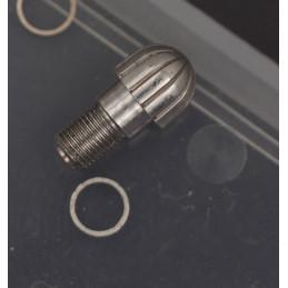 Poussoir Breitling Chronomat acier
